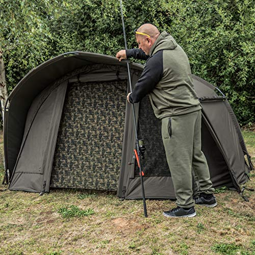 Avid Carp HQ Dual Layer Bivvy 1 Man