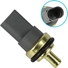 Engine Coolant Temperature Sensor Switch Fit 06A 919 501A for Audi A3 A4 Quattro A5 A6 A8 Q5 Q7 RS4 S4 S5 S6 TT Volkswagen Beetle CC Eos Golf GTI Jetta GLS Passat R32 Rabbit Tiguan Touareg/DOICOO
