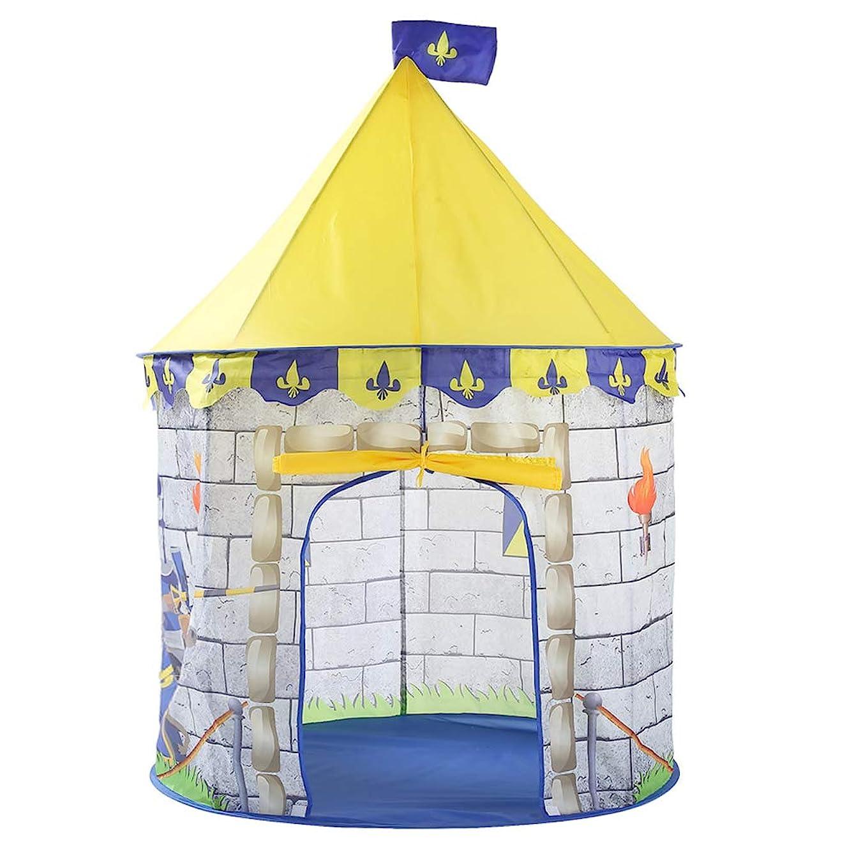 sJIPIIIk552 Kid Teepee Tent Children Play House Yurt Foldable Crib Ball Pool Princess Castle Multicolor