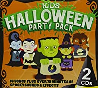 Kids Halloween Pack - 2 CD Set