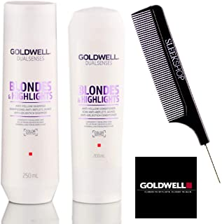 goldwell shampoo blondes and highlights