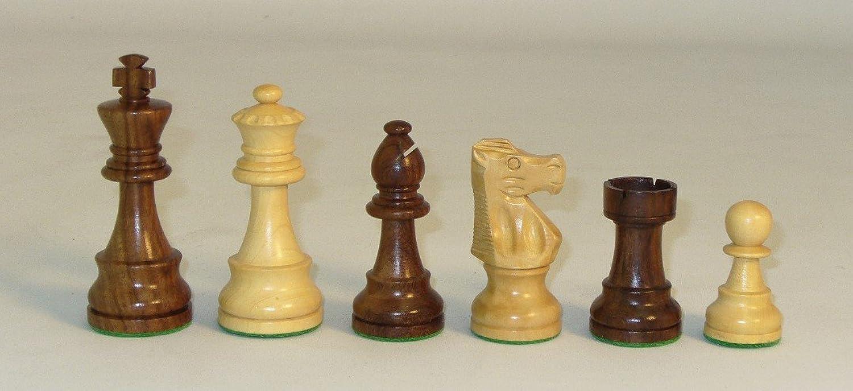 Chopra Sheesham French Chess Pieces
