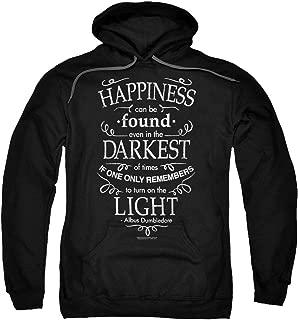 Harry Potter Dumbledore Happiness Quote Pullover Hoodie Sweatshirt & Stickers