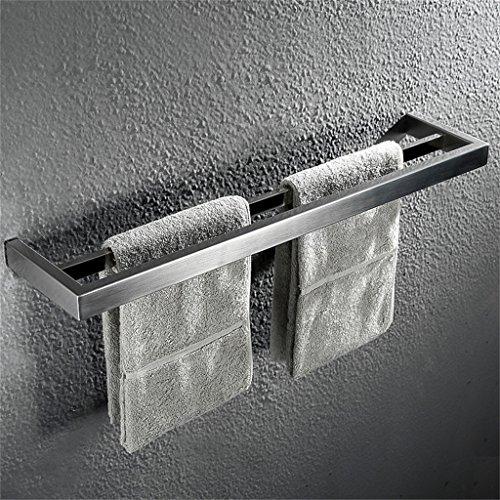 ZXH moderne hoogwaardige 304 roestvrij staal handdoek Bar toilet badkamer wandmontage handdoekenrek