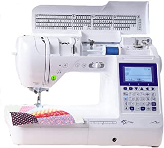 Portable Sewing Machine with Led Display Foot Lamp 708 Stitches Multi-Function 2 Speed Heavy Duty Sew Machine