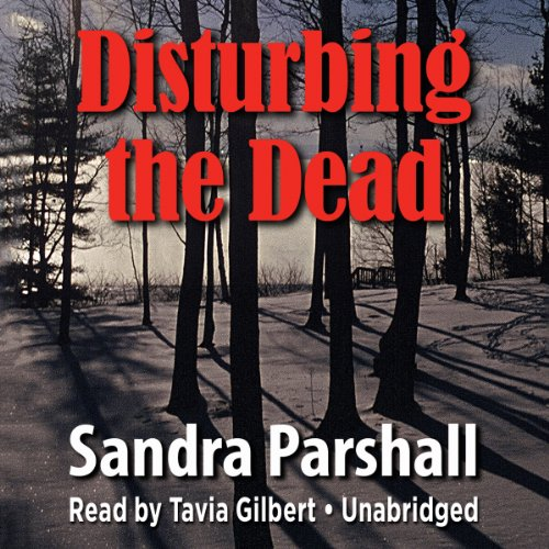 Disturbing the Dead audiobook cover art