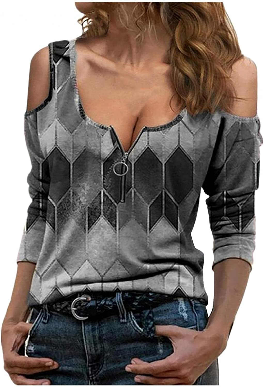 AODONG Womens Summer Tops,Women Gradient Buttons Short Sleeve Casual Blouse T-Shirt Pullover Henley Shirts
