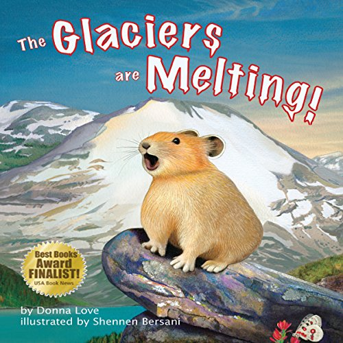 The Glaciers Are Melting! copertina