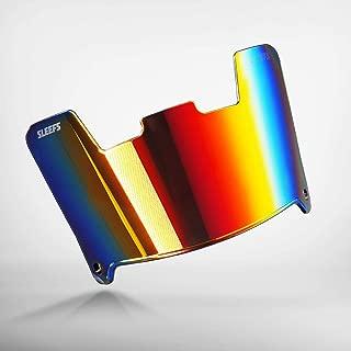 SLEEFS Borealis X Helmet Eye-Shield Color Tinted Visor