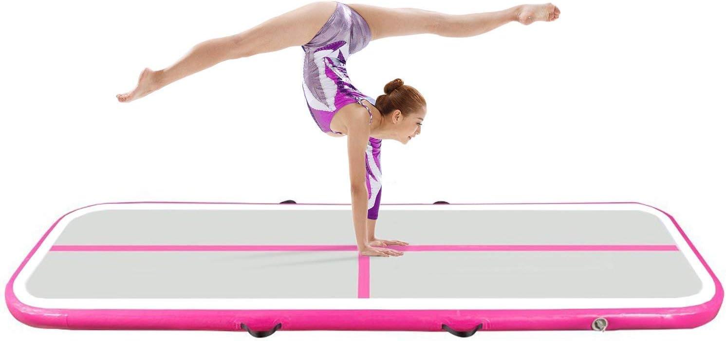 HA Inflatable セール商品 Gymnastic Tumbling Mat 新品■送料無料■ Floor Track Air Anti-Skid