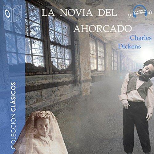La novia del ahorcado [The Girlfriend Hanged] audiobook cover art