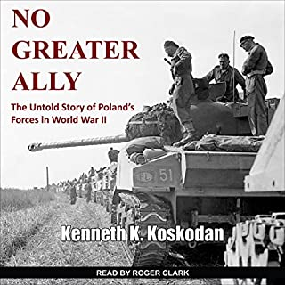 No Greater Ally audiobook cover art