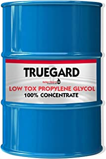 TRUEGARD Low Tox 100% Concentrate Propylene Glycol - 55-Gallon Drum
