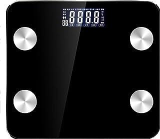 脂肪水の健康分析を測定するための家庭用電子体重計