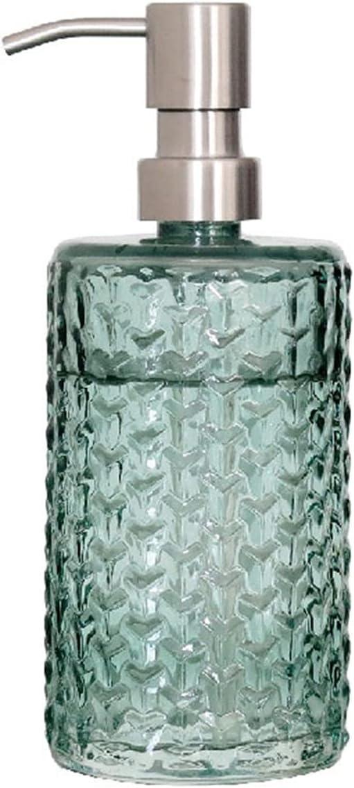 Soap Dispenser Bottle Lotion Regular discount Dispen Glass 14.08Oz Popular overseas