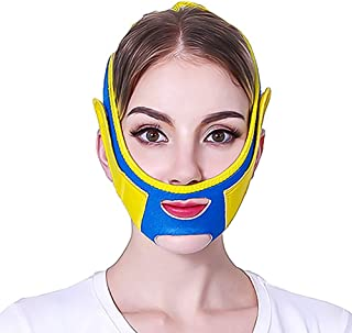 Face Slimming for Women, V Line Lift Strap, Face Lift Tighten Face Skin Bandage Remove Double Chin Facial Care Tool Facial...