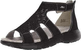 JBU by Jambu Women's Torry Flat Sandal