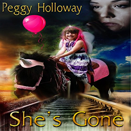 She's Gone audiobook cover art
