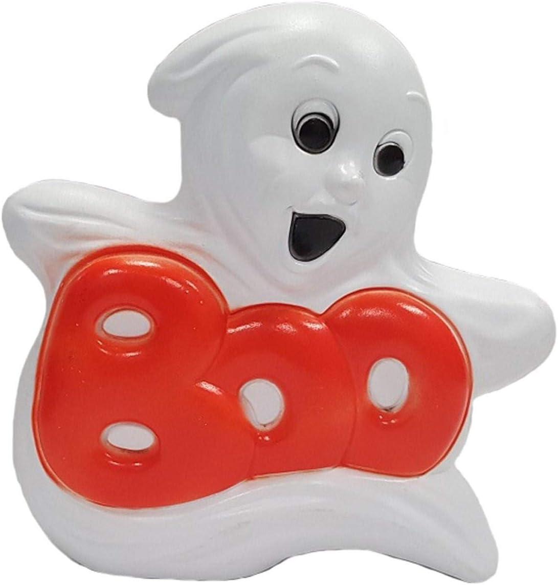 "PMU latest Halloween Boo Ghost 14"" Decoration Up Blow Gorgeous Light Mold"