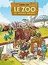 Le zoo des animaux disparus, tome 2 par Cazenove