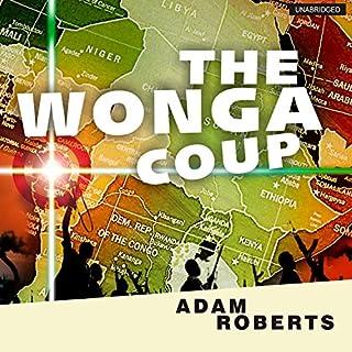The Wonga Coup audiobook cover art