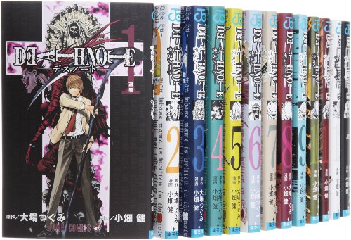 DEATH NOTE コミック 全12巻完結+13巻セット (ジャンプ・コミックス)
