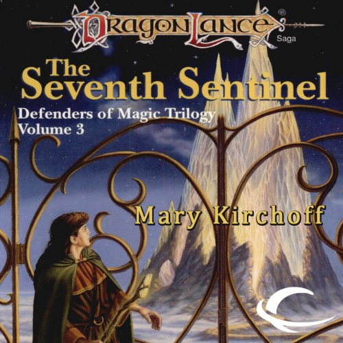 The Seventh Sentinel audiobook cover art