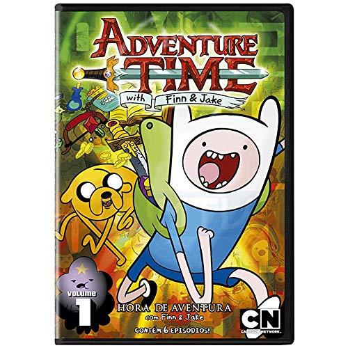 Hora De Aventura Com Finn E Jake Volume 1