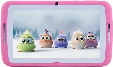 BENEVE M755 Kids Tablet logiciel pour enfants iWawa pr/é-install/é bleu 7 pouces Andriod 7.1 Tablet avec 1 Go de RAM 8 Go ROM et Wifi