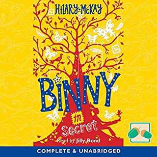 Binny in Secret cover art
