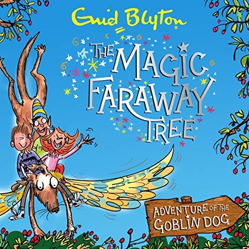 Adventure of the Goblin Dog audiobook cover art
