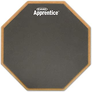HQ Percussion Products ARF-7GM RealFeel by Evans Apprentice Pad, 7 Inch