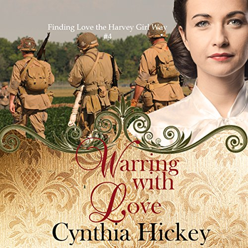 Warring with Love audiobook cover art