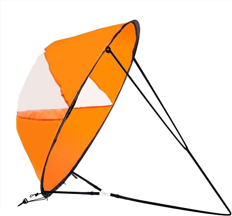 LoneRobe 42 inches Downwind Wind Kit Sail Max 60% OFF Kayak Luxury