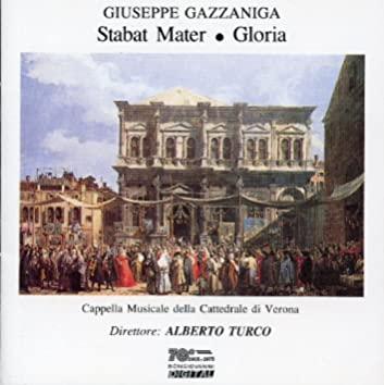 Gazzaniga: Stabat Mater & Gloria (Live)