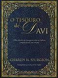 O tesouro de Davi: Obra clássica de Spurgeon sobre os salmos