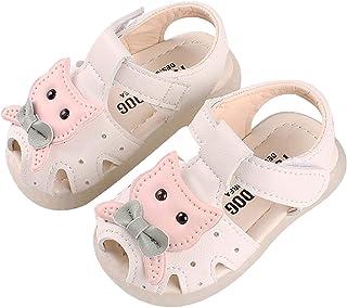 Bébé Filles Chaussures Princess,Chaussures pour Tout-Petits,Chassures Chaussons Enfants Filles Premier Pas Mode pour Tout-...