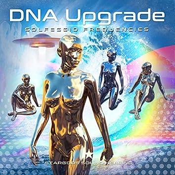 DNA Upgrade Solfeggio Frequencies