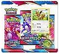 Pokemon TCG: Sword & Shield Battle Styles Blister Pack with 3 Booster Packs (Random Draw) by The Pokémon Company International
