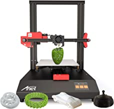 JAEDO Anet ET4 Auto Leveling DIY 3D Printer All Aluminum Frame with 2.8 Inch Color Touchscreen Support Automatic Feed and Resume Printing Function Build Volume 220X220X250mm