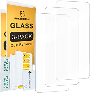[3-PACK]- Mr.Shield For Samsung Galaxy S10e [Tempered Glass] Screen Protector [Japan Glass With 9H Hardness] with Lifetime...