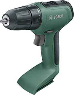 Bosch Home and Garden 06039C8000 Bosch UniversalDrill 18-Taladro atornillador (sin batería, sistema de 18 V, en caja), Verde
