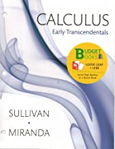 Loose-leaf Version for Calculus Combo: Early Transcendentals