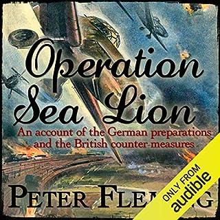 Operation Sea Lion cover art