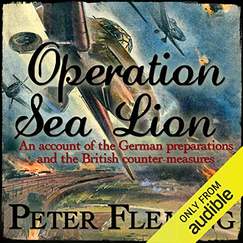 Couverture de Operation Sea Lion