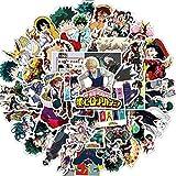 SGOT Anime Aufkleber, Wasserdicht Vinyl Stickers, Anime Decals für Auto Motorräder Gepäck...