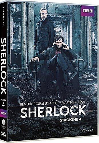 Dvd - Sherlock #04 (2 Dvd) (1 DVD)
