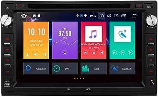 وحدة الرأس أندرويد 9.0 4G+64G Octa Core Car Stereo 7 بوصة شاشة لمس مشغل تلقائي يدعم السيارات والتشغيل التلقائي BT5.0 WIFI ...