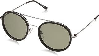 Titan Polarized Round Men's Sunglasses - (GC262GR2P 52 Green Color)