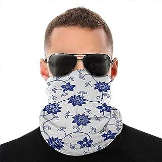 Handmålad kinesiskt porslin natur ansikte scarf skydd utomhus sport kvinnor män ansikte skydd variation ansikte handduk ha...